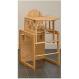 Combination Wooden High Chair