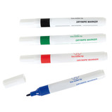 VALUE DRYWIPE MARKERS FINE PK100 BLA