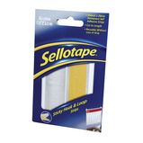 Sellotape® Sticky Hook & Loop Strips