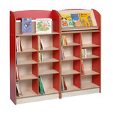 Single Sided Static Bookcases