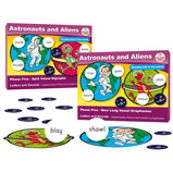 Astronauts and Aliens Phonics Game
