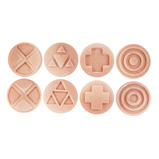 SENSORY STONES INTERLOCKING SET OF 8