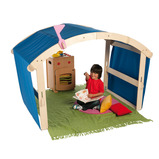Indoor/Outdoor Folding Den
