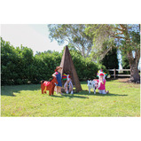 Large Wicker Teepee