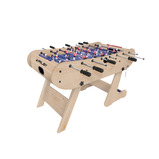 AZTECA 4' FOLDING FOOTBALL TABLE