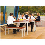 Enviro Outdoor Table and Bench Bundle Offer