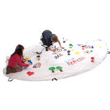 PLAYM8 3.5m Paint Your Own Parachute