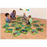 ZOO ANIMALS PLACEMENT CARPETS PK 30