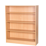 Single Sided Bookcase 1200mm(h)