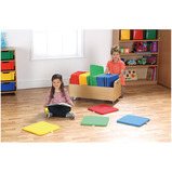 Rainbow™ Square Cushions and Tuf™ 2 Trolley