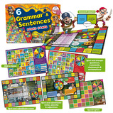 Grammar and Sentences Board Games