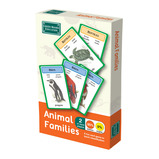 Animal Families Cards
