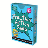 Equivalent Fractions, Fraction Fundamentals, Fraction Action Snap Kit