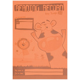 READING RECORD BOOK KS1 A5 PK30