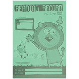 READING RECORD BOOK KS2 A5 PK30
