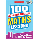 Scholastic 100 Maths Lessons