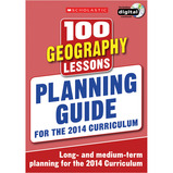 Scholastic 100 Geography Lessons Planning Guide