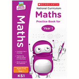 Scholastic National Curriculum Mathematics Practice Books