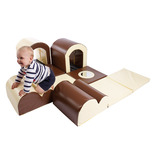 Toddler Bumps Tunnel Set