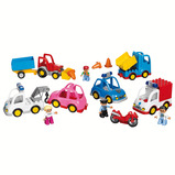 LEGO DUPLO MULTI VEHICLES  SET 32