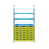 CALLERO RESOURCE COMBO 24TRAY CLEAR