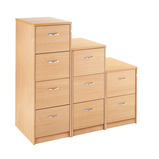 VALUE 2 DRW FILING CABINET BEECH