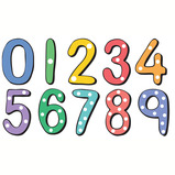 Number Signs Pack 0-9 Offer