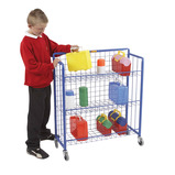 Double sided trolley