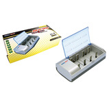 Universal Battery Charger NICD/NI-MH