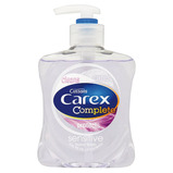 Carex Sensitive Hand Wash 250Ml