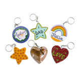 Create Your Own Keychains