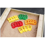 DIGGING CLAW SET PACK OF 20