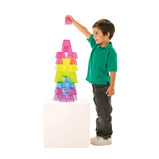 Crystal Colour Stacking Blocks