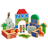 Zoo Building Blocks