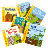 TRADITIONAL TALES BIG PICTURE BK SET