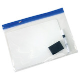 Consortium Mini Whiteboard Zip Wallet Kit