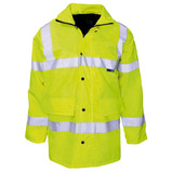 Hi-Vis Waterproof Jackets