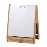 DOUBL SIDED 2IN1 EASEL STRG TRLEY