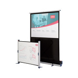 Nobo Standing Projection Screens