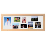 Clear Wall Display Frame