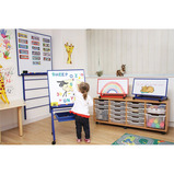 Little 'A Frame' Mobile Easel
