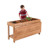 Wooden Sorting Table with Lid
