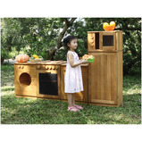 BIG DEAL Outdoor Role Play Kitchen Offer