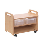 Easel Stand and Storage Trolley