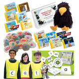 Early Phonics Progress Pack