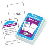 Reading Comprehension Chute Cards