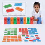 Addition and Subtraction Posting Game