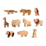 PAINTED ANIMALS KIT -  COUNTRY