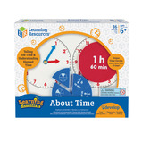 About Time - Telling Time & Understanding Elapsed Time