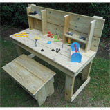 MINI BUILDERS BENCH